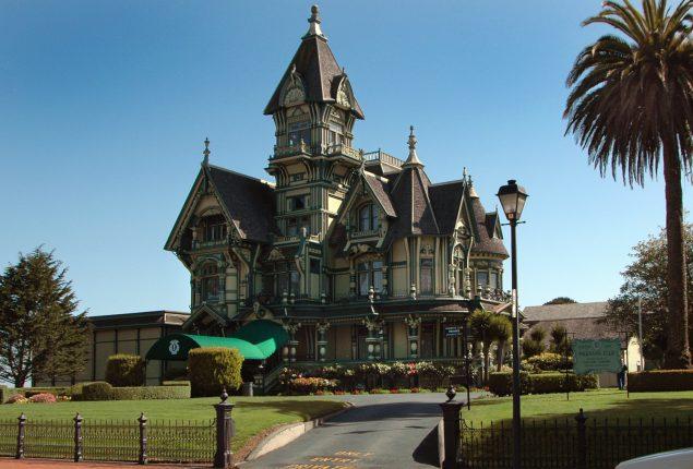 The Carson Mansion